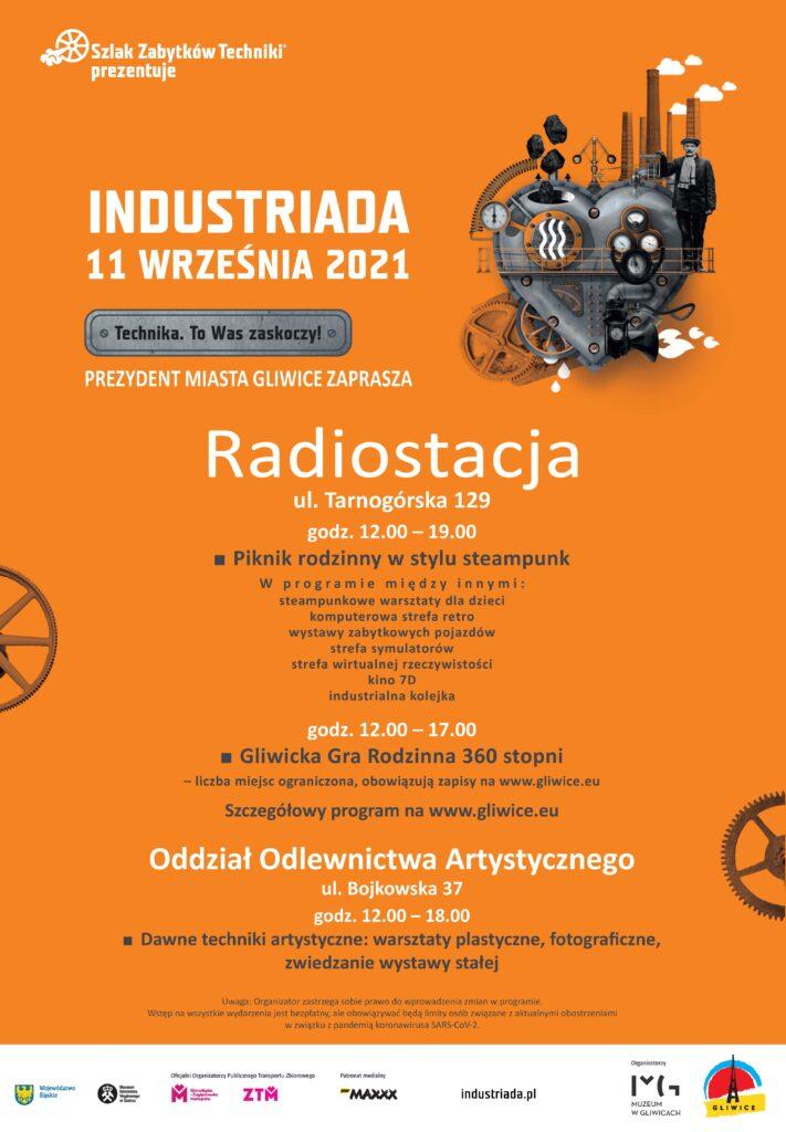 Industriada_2021_plakat